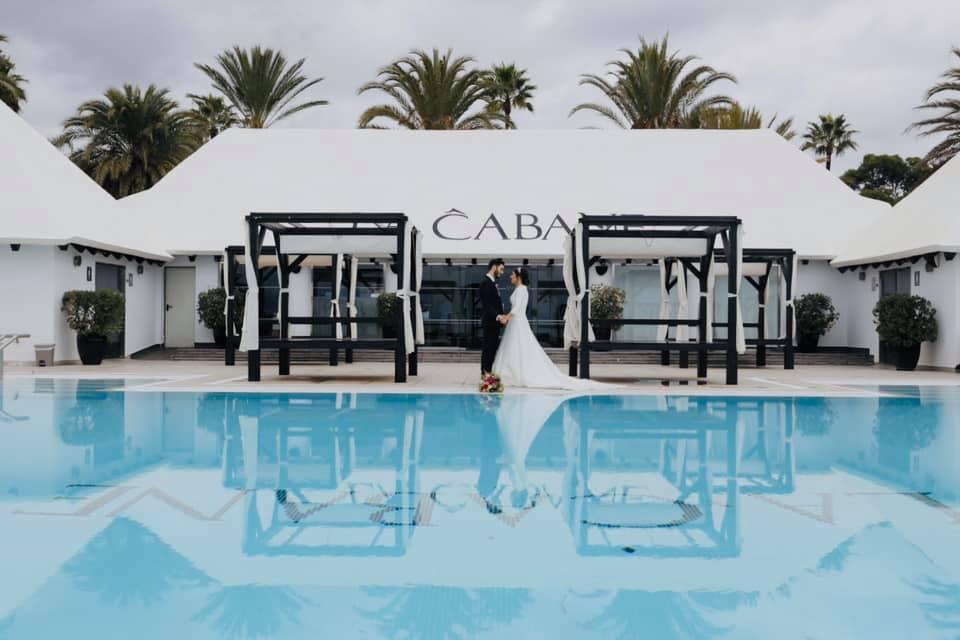 boda judia la cabana